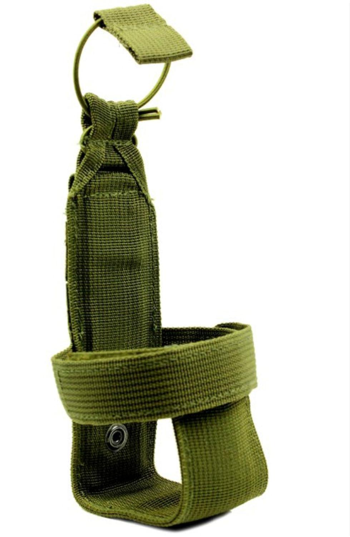 26cm Tactical Outdoor Wandern Camping Wasserflasche Halter Gürtel Träger Tasche