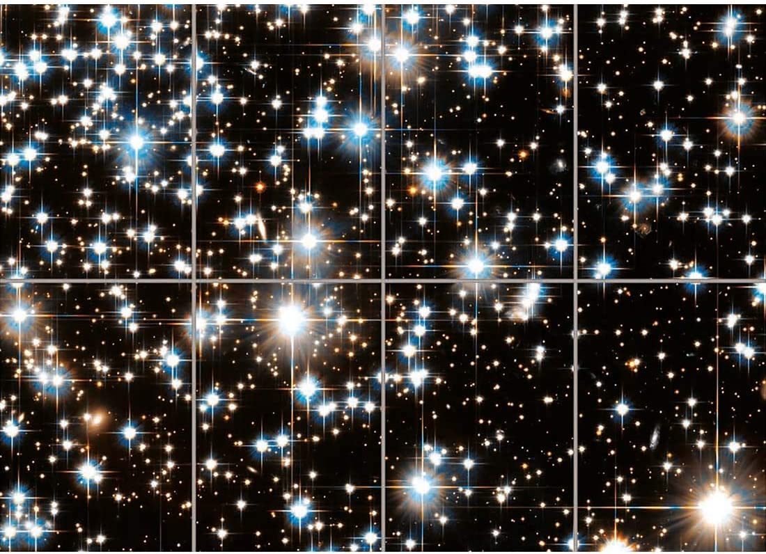 Doppelganger33LTD STAR CLUSTERS HUBBLE COSMOS SPACE GIANT WALL ART NEW POSTER PRINT PICTURE ST450