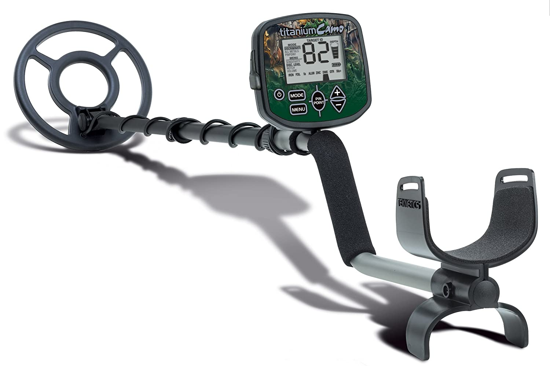 Bounty Hunter TT Detector Profesional
