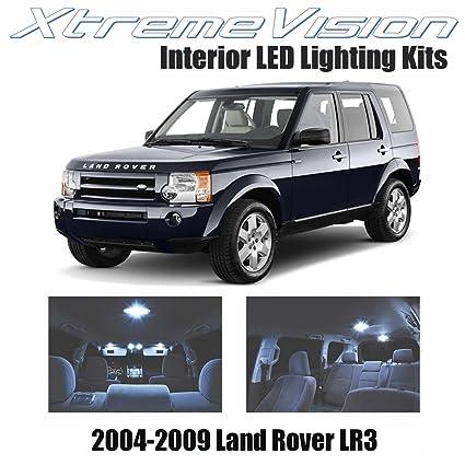 Amazon Com Xtremevision Land Rover Lr3 2004 2009 18 Pieces Cool