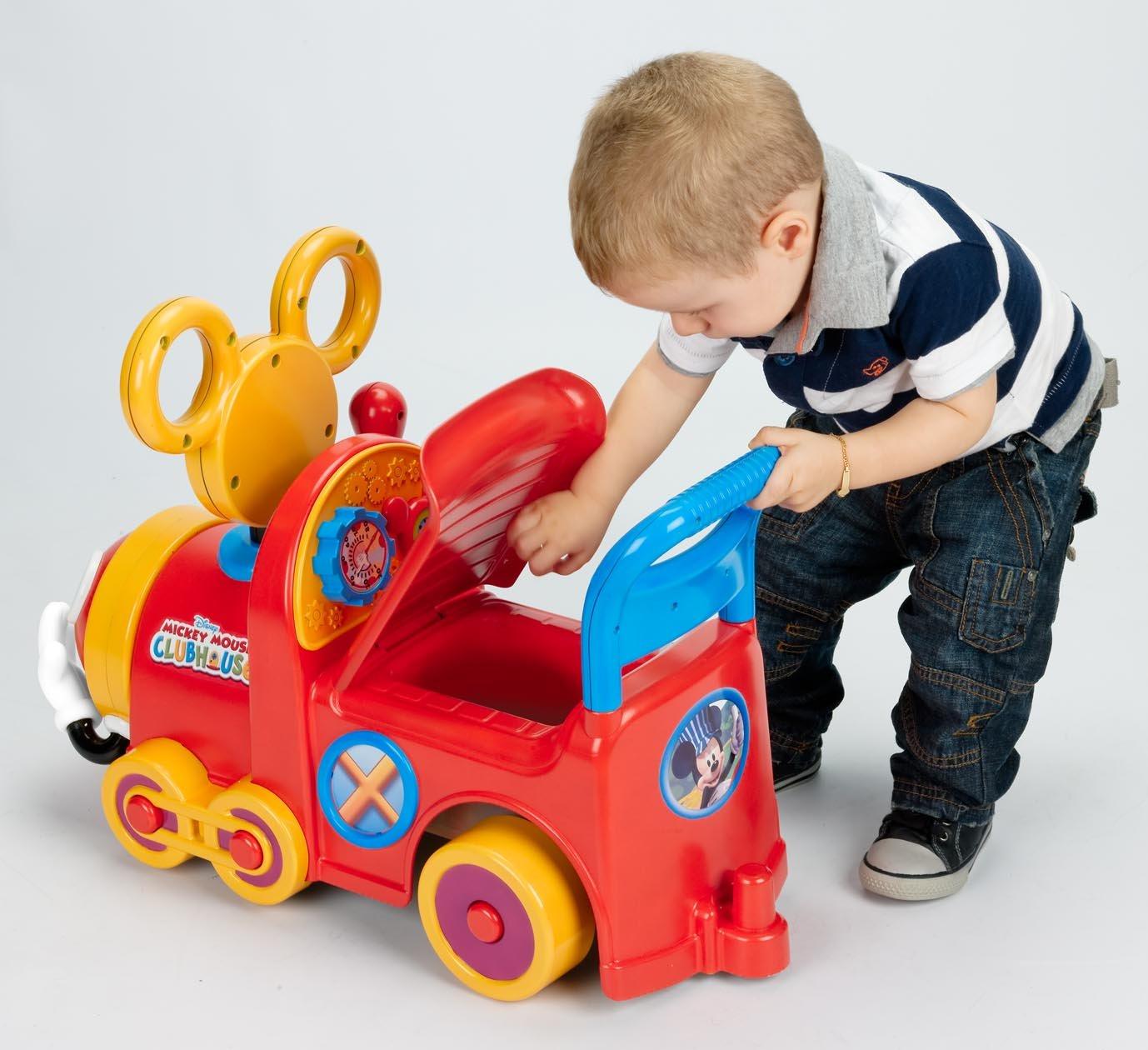FEBER - Mickey Mouse - Correpasillos y andador para bebés (700009570)