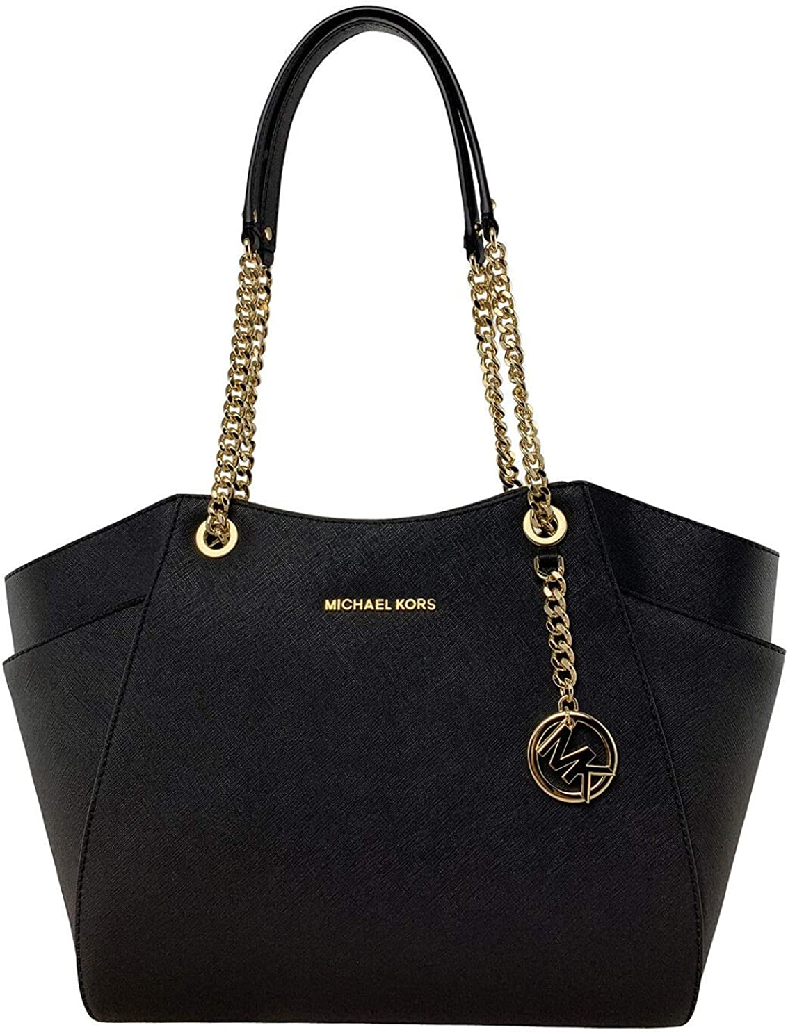 BORSA MICHAEL KORS 'NUOVA' Catena Oro Jet set travel