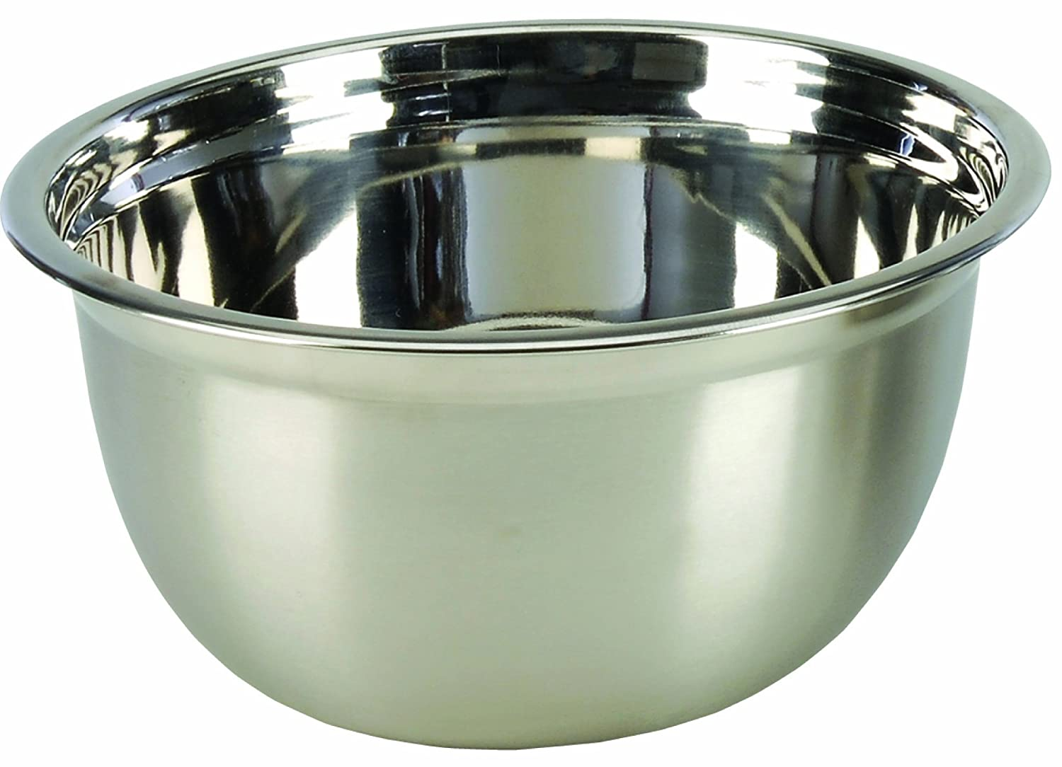 Cook Pro 5-Quart Stainless Steel Mixing Bowl ExcelSteel 322