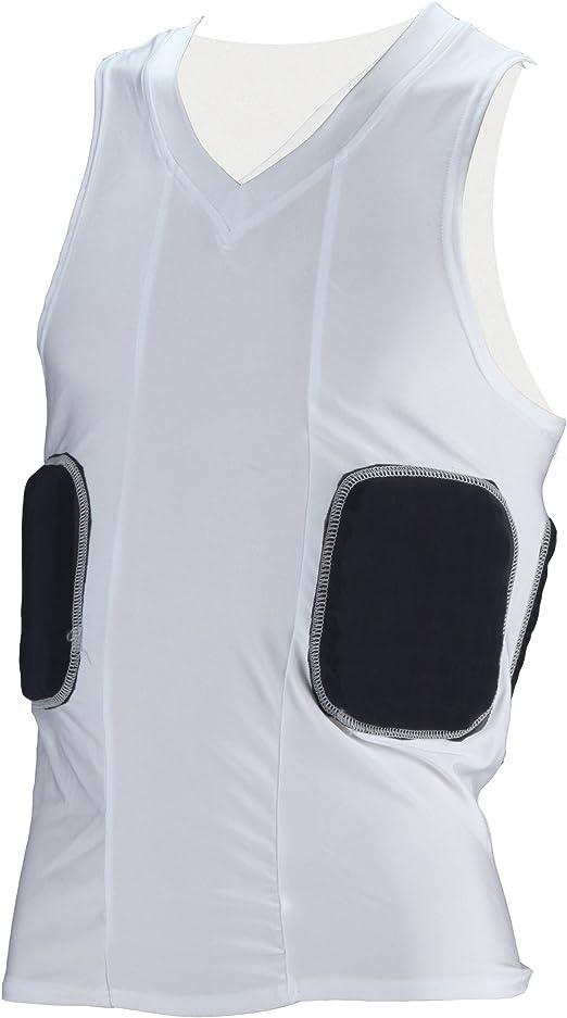 Cramer Fastbreak Baloncesto Camiseta de la Mujer, Mujer, Color Blanco, tamaño Mediano: Amazon.es: Deportes y aire libre