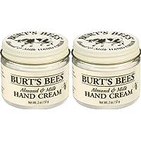 Burt's Bees Almond & Milk Hand Cream, 2 Ounces (Pack of 2)