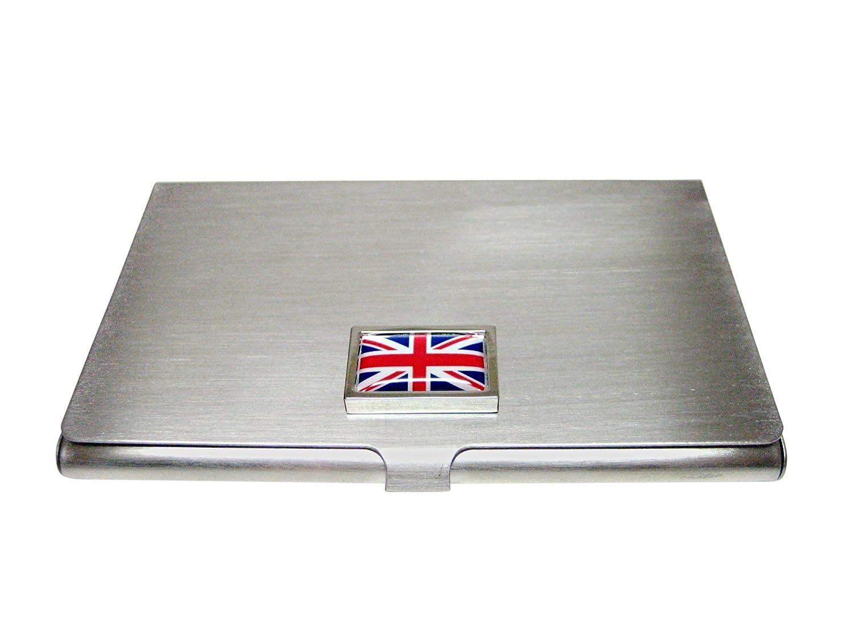 ボーダーイギリスユニオンジャック国旗ビジネスカードホルダー   B01FPBF9KY