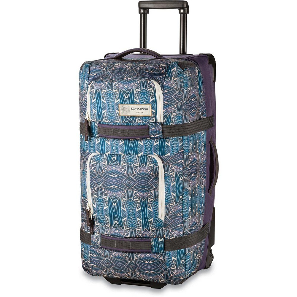 Dakine Women's Split Roller 85L Interior Compartment Roller Bag, Furrow, OS