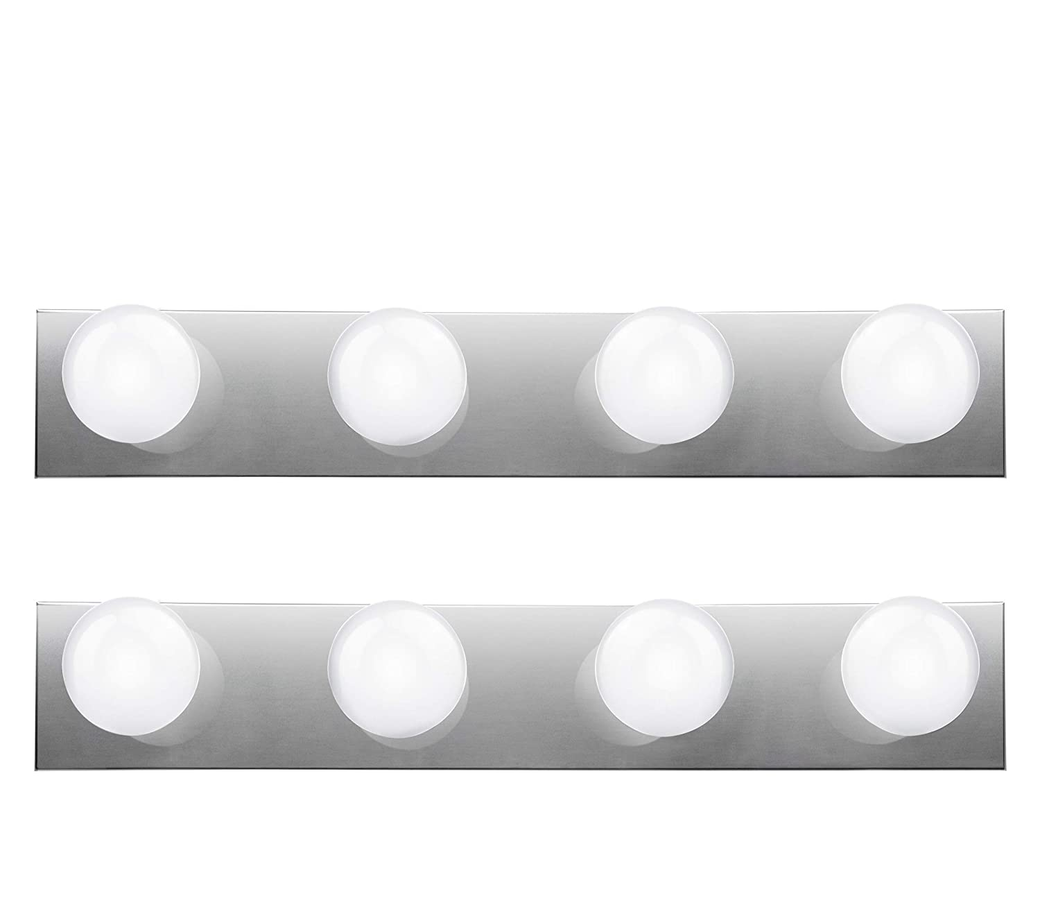 Hyperikon Vanity Lights 4 Light Vanity Bar Strip Fixture 24 Inch