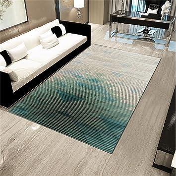 AuBergewohnlich Nordic Style Area Teppich Für Wohnzimmer Esszimmer U0026 Schlafzimmer Modern  Schlafsofa Side Short Pile Rechteck Teppich