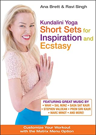Kundalini Yoga: Short Sets for Inspiration and Ecstasy! with ...