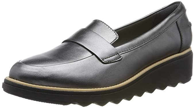 Clarks Sharon Gracie, Mocasines para Mujer