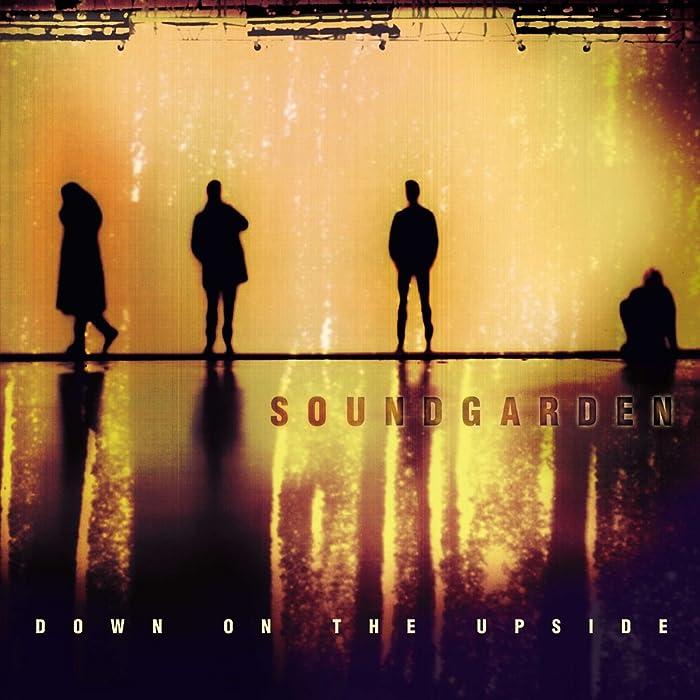 The Best Sound Garden Down On The Upside Vinyl