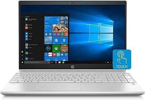 2019 HP Pavilion Flagship Touchscreen Laptop
