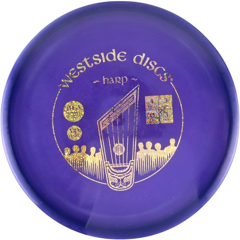 Westside Discs VIP Harp Putter Golf Disc