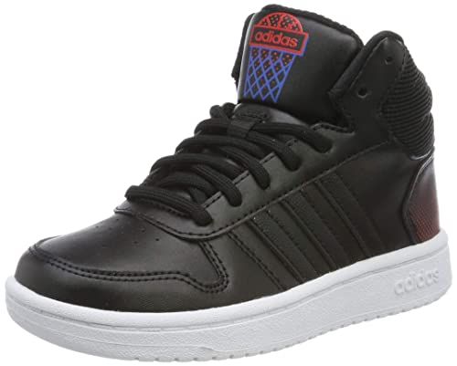 adidas Hoops Mid 2.0 K, Chaussures de Basketball Mixte Enfant