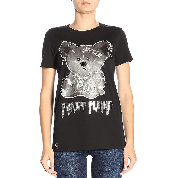 Ropa Amazon es Plein Para Camiseta Accesorios Philipp Mujer Y XwYFppx