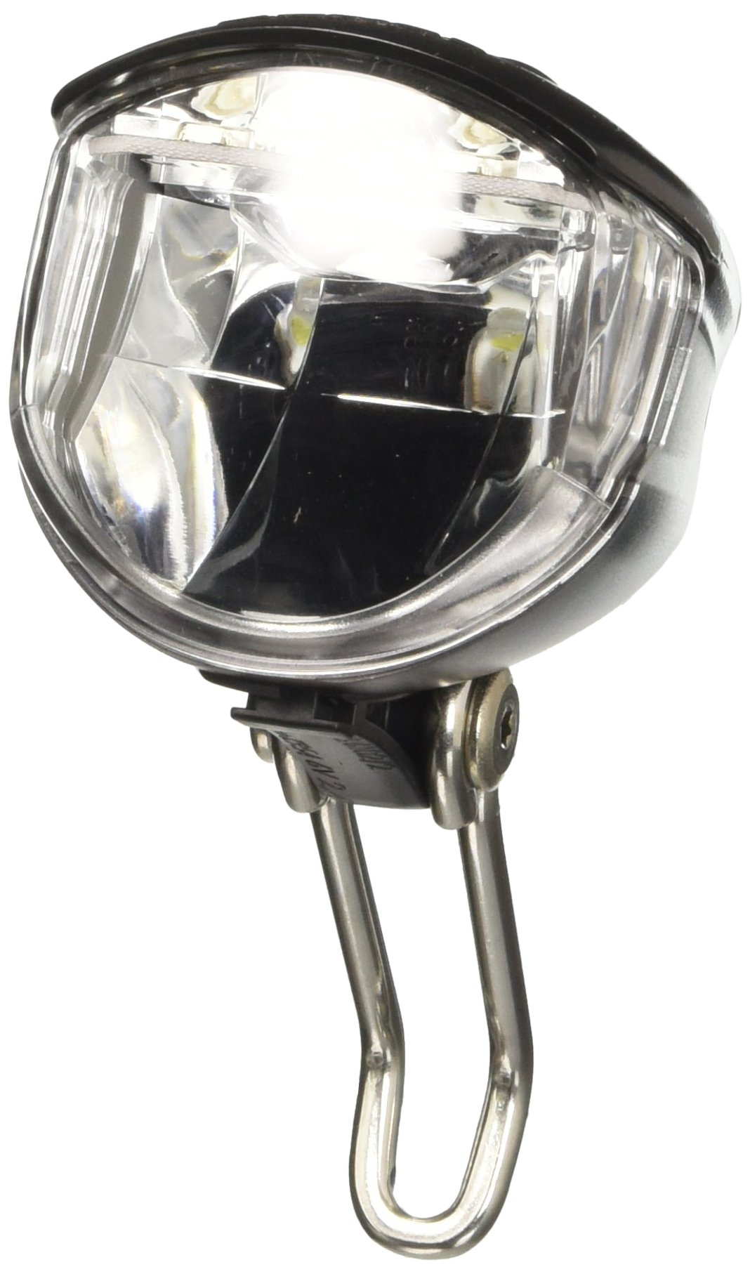 Busch u. Müller Lumotec IQ2 Luxos B dynamo bike lights black