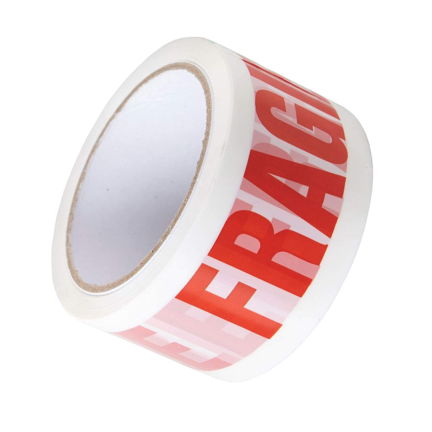 STRONG PACKING TAPE CLEAR FRAGILE 48mm x 50M Rolls PARCEL TAPE BROWN