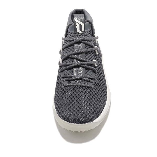 release date: 5dc91 e0e37 Adidas Mens Dame 4, OnixFootwear WhiteOnix, 15 M US Amazon.com.au  Fashion