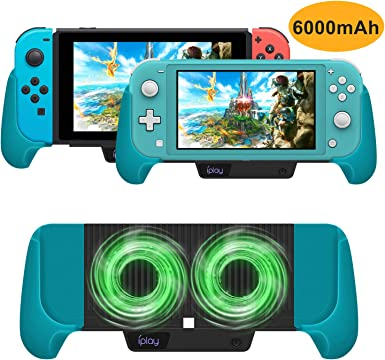 Funda de Agarre de Carga para Swith Lite y Nintendo Switch ...