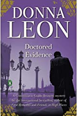 Doctored Evidence (Commissario Brunetti Book 13) Kindle Edition