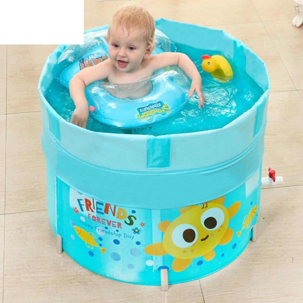 Holding Baby Schwimmbad/Kinder schwimmen Fässer-B