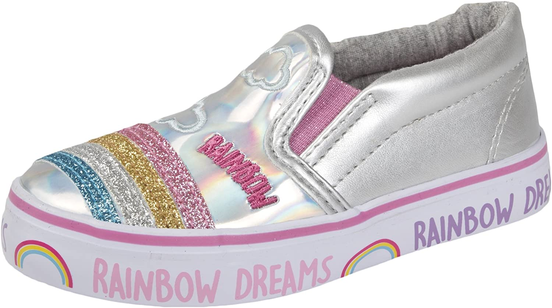 Hey Duggee Girls Madonnino Casual Trainers Multi Coloured UK Sizes Child 5-10
