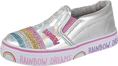 Rainbow Dreams Trainers Sport Shoe UK