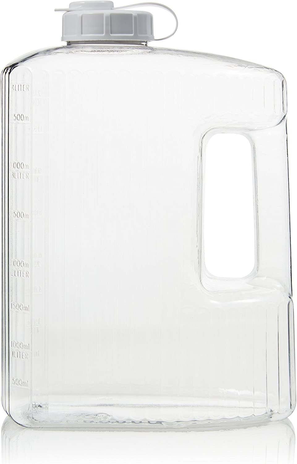 Arrow Home Products 14801 Clear H2O Visions 1 Gallon Refrigerator Bottle