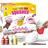 DOODLE HOG Arts and Crafts for Girls - DIY Dessert Paint Your Own Squishies Kit. Gifts for Craft Lovers Ages 8 9 10 Top Chris