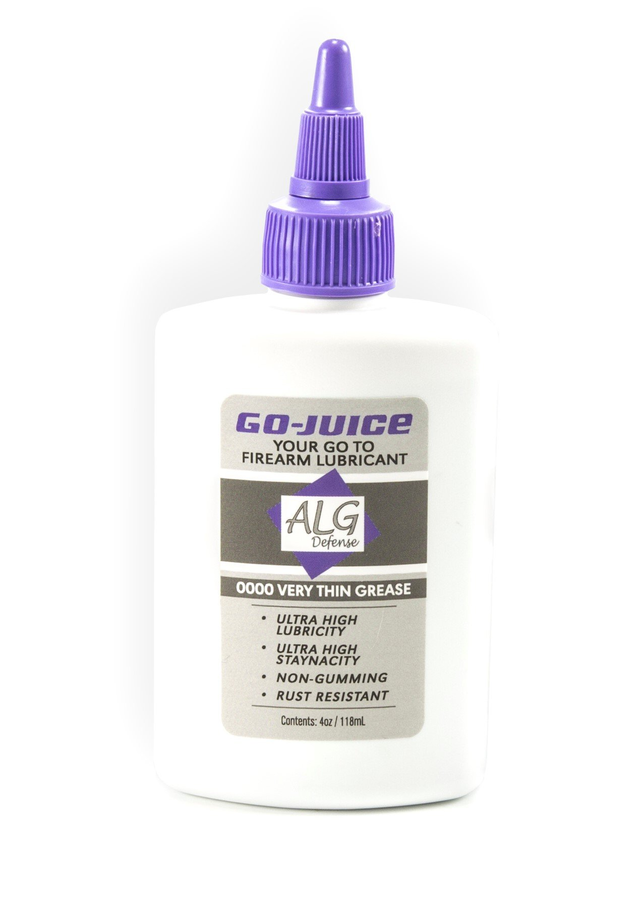 Geissele Automatics ALG Go-Juice 0000 Very Thin Grease, 4 oz