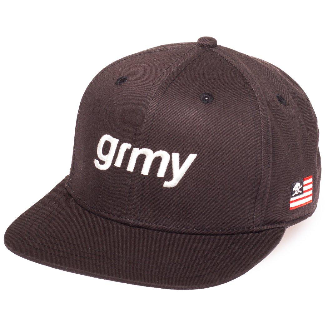 Grimey Gorra The Lucy Pearl Snapback FW17 Black-Snapback: Amazon.es: Ropa y accesorios