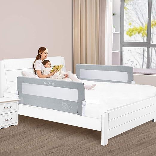 Amazon.com: Kang Baby - Rieles de cama de seguridad estables ...