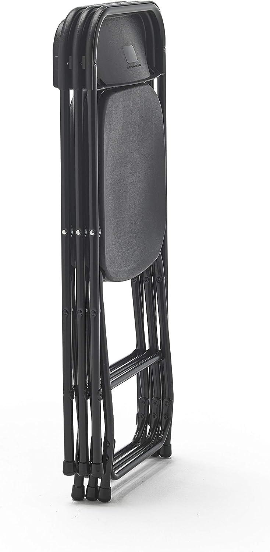 KitGarden - Silla Plegable Multifuncional, Negro, Every: Amazon.es ...