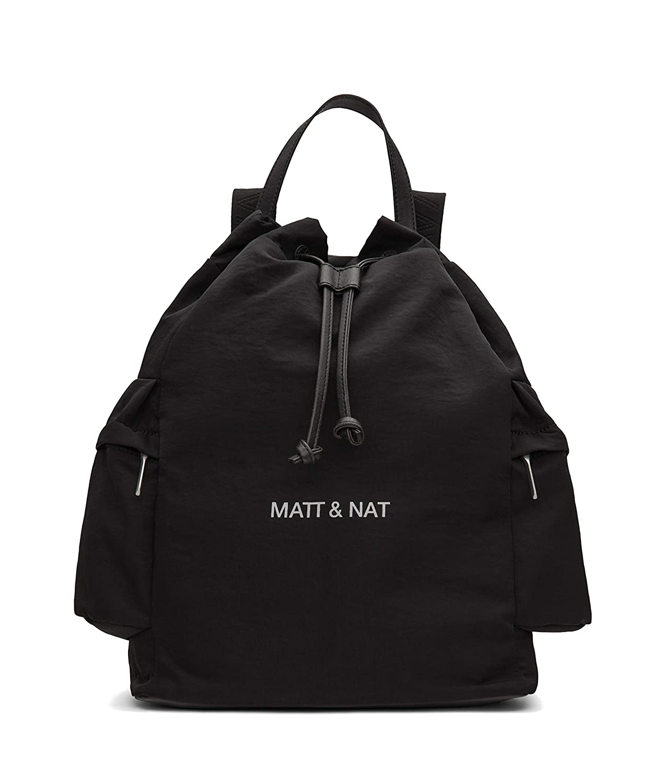 Matt & Nat レディース おむつバッグ Isla B07N9ZP27L ブラック