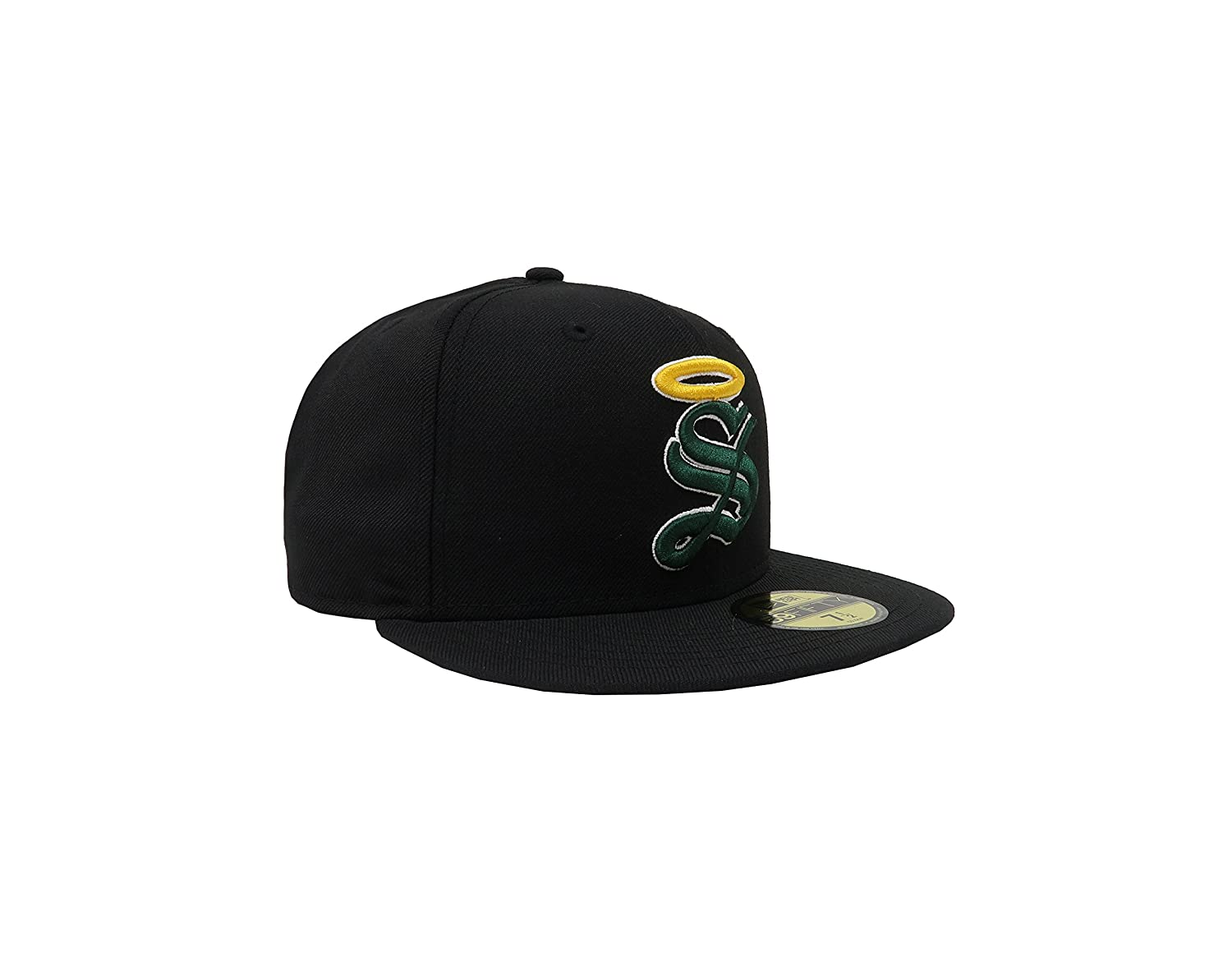 Amazon.com: New Era 59Fifty Hat Santos Laguna Soccer Club Mexican League Black Headwear Cap: Clothing