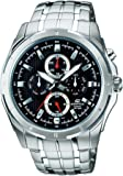 Casio Edifice Chronograph Black Dial Men's Watch - EF-328D-1AVDF (ED375)