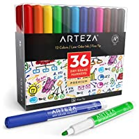 Arteza Dry Erase Markers On Sale from $9.03 Deals