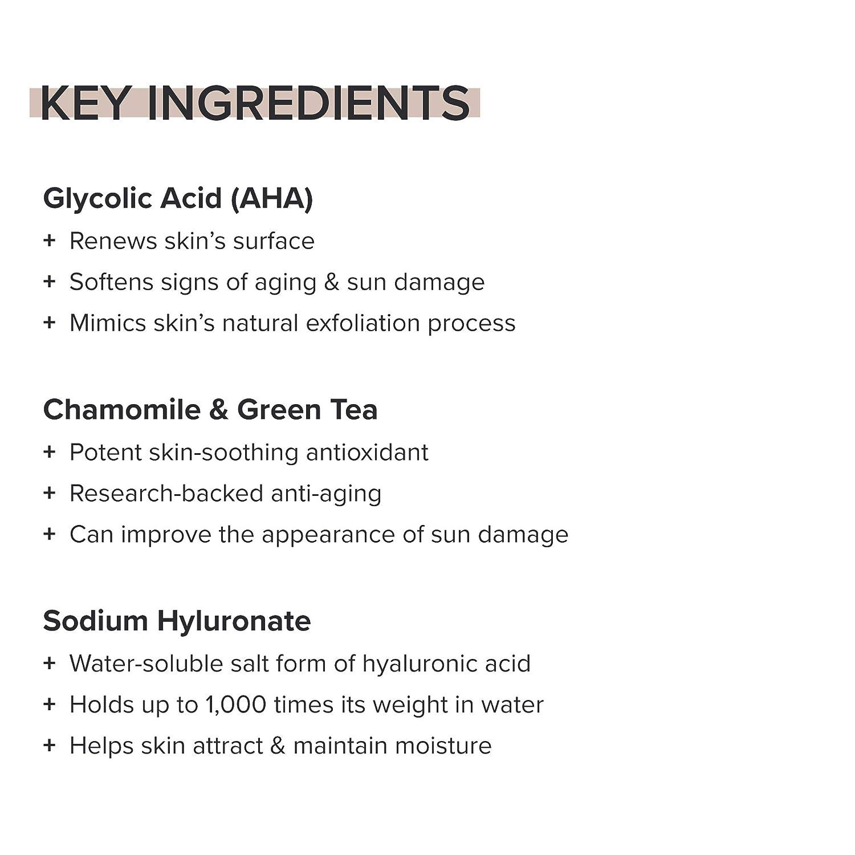 Paula's Choice SKIN PERFECTING 8% AHA Gel Exfoliant with Glycolic Acid  Chamomile & Green