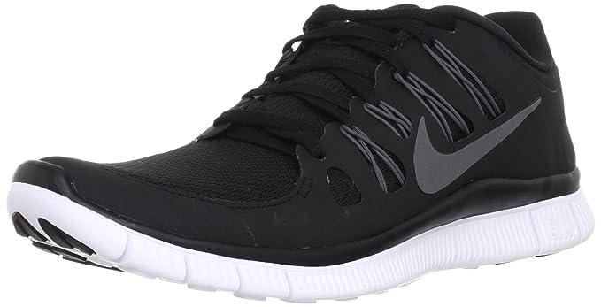 best website 06e4f 03b47 Nike Free 5.0+ Men Laufschuhe black-metallic dark grey-dark grey-white