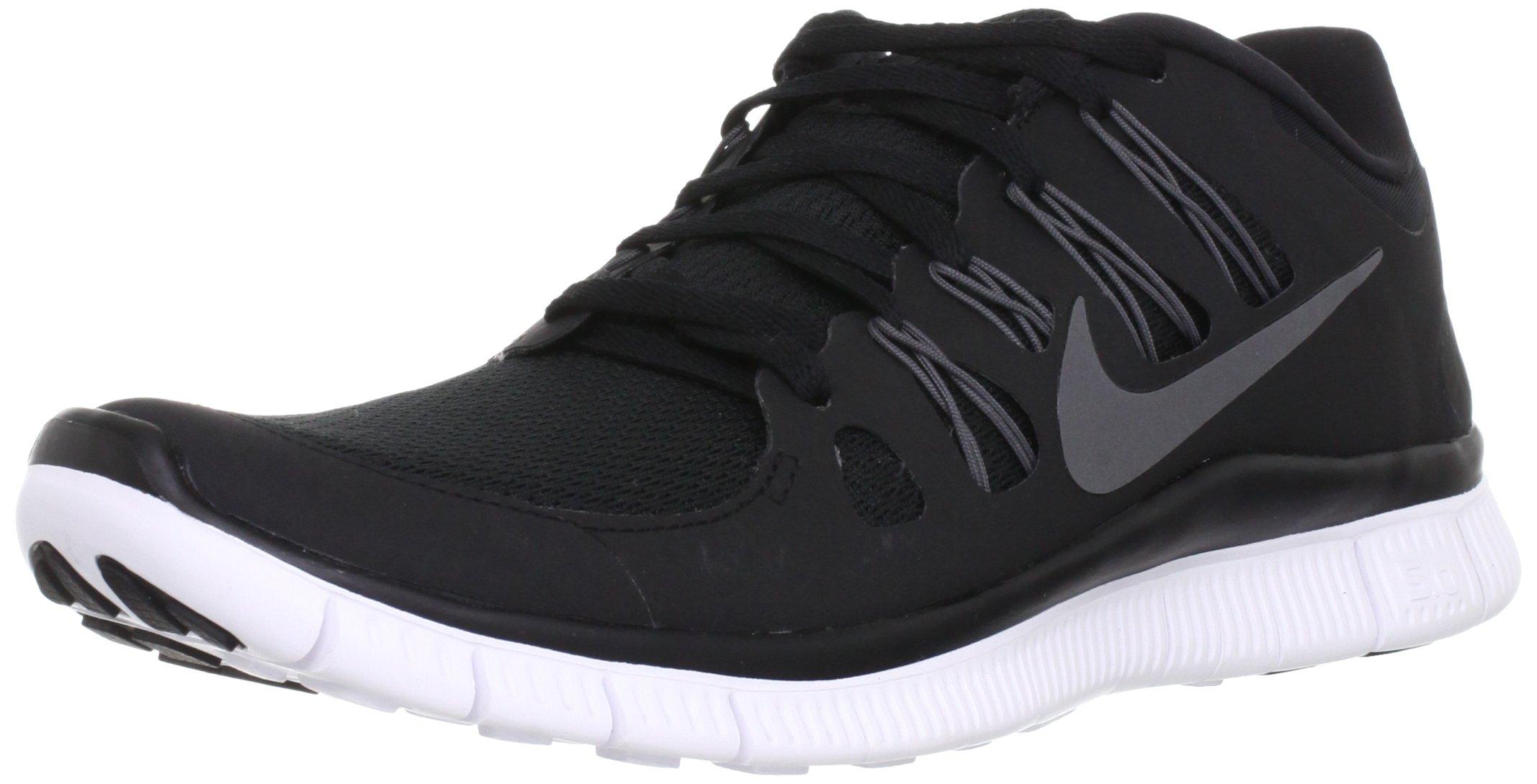 Nike Men's Free 5.0+ Breathe Running Black