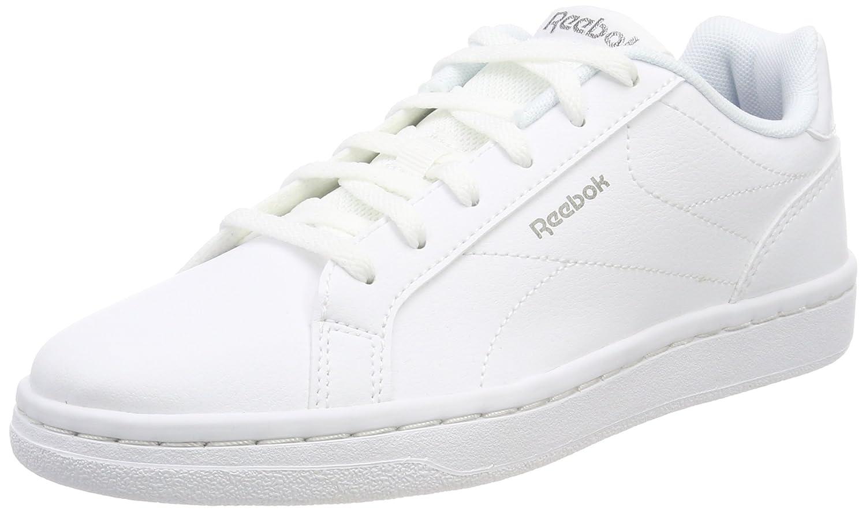 Femmes Complète Cln Tennisschuhe Royale, Bianco (whitepewter) Reebok