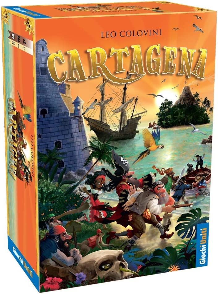 Giochi Uniti - Cartagena, GU557: Amazon.es: Juguetes y juegos