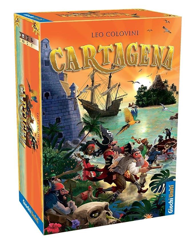 Giochi Uniti gu557 - Cartagena: Amazon.es: Juguetes y juegos