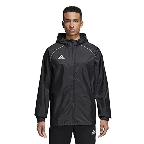 dd84ce2891c7 Amazon.com  adidas Men s Soccer Core 18 Rain Jacket  Sports   Outdoors