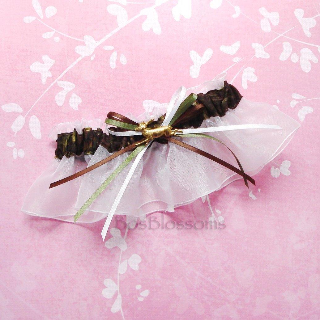 Amazon.com: Customizable handmade - Camouflage fabric & white sheer ...