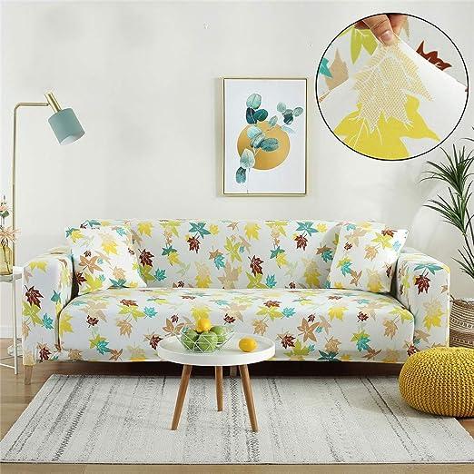 XJNJN Funda Protectora de sofá elástica para sillón o sofá ...