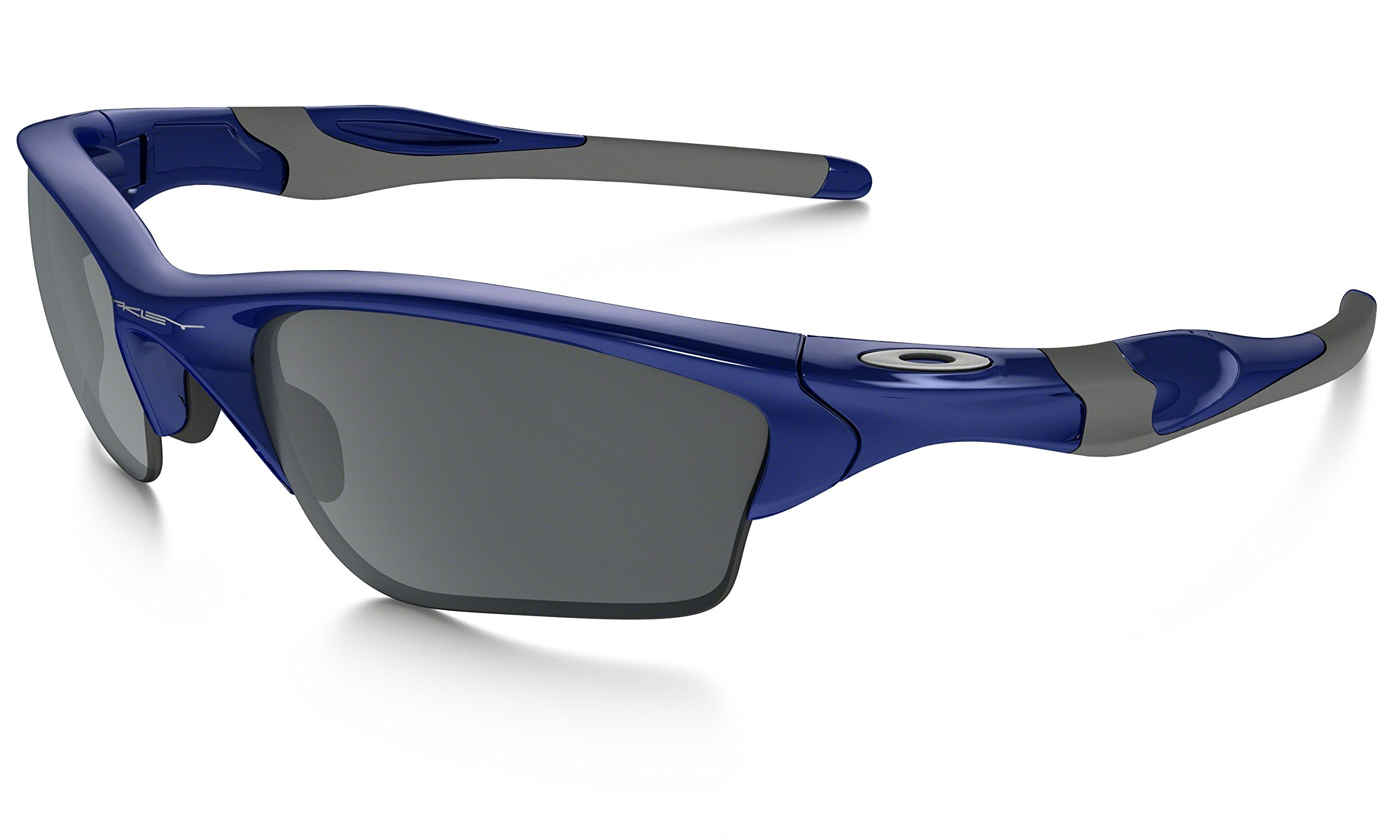 Oakley Half Jacket 2.0 Xl Adult Lifestyle Sunglasses,navy/iridium,one Size
