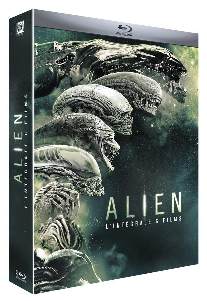 Alien l'intégrale