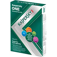 Kaspersky one universal security (3 postes, 1 an)